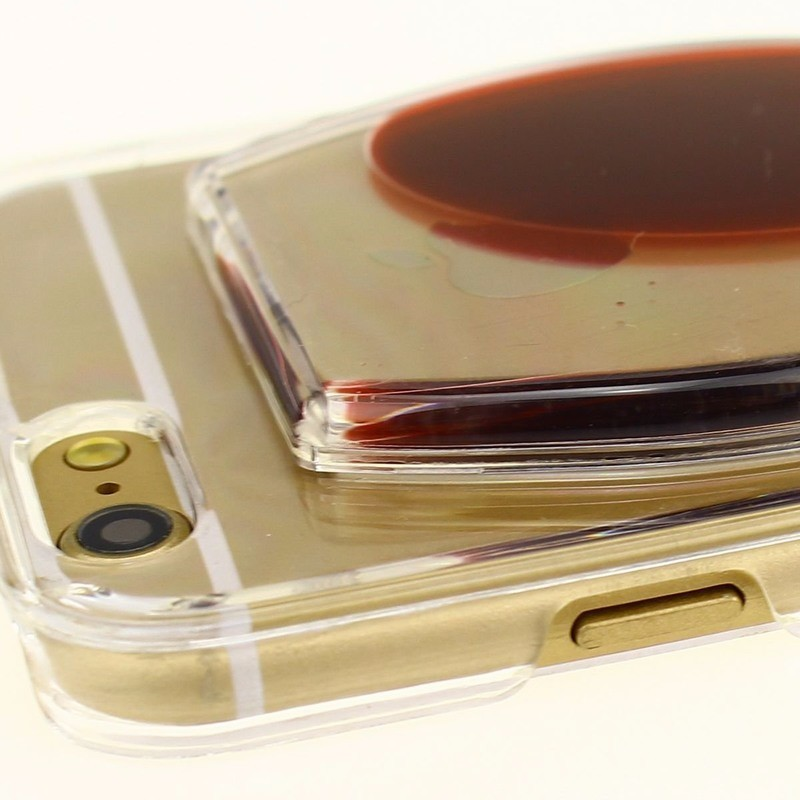 Wine-Beer-Glass-Transparent-Protective-Case-for-iPhone-5-5S-SE-6-6S-Plus-Liquid-Shell (4)