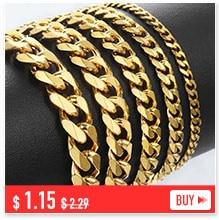 f454f69b9920d Unique Hommes de Bracelet Double Bracelet à maillons Argent acier inoxydable  chaîne de boîte de Blé bracelets avec maillons bijoux pour homme livraison  ...