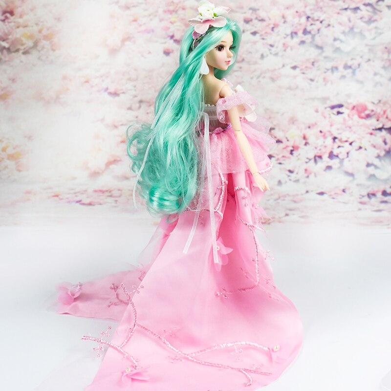 Collectible Mode Meisje BJD Poppen Twaalf Constellation Serie Virgo Pop Speelgoed Anime Stijl Pop Verjaardagscadeautjes-in Poppen van Speelgoed & Hobbies op  Groep 1