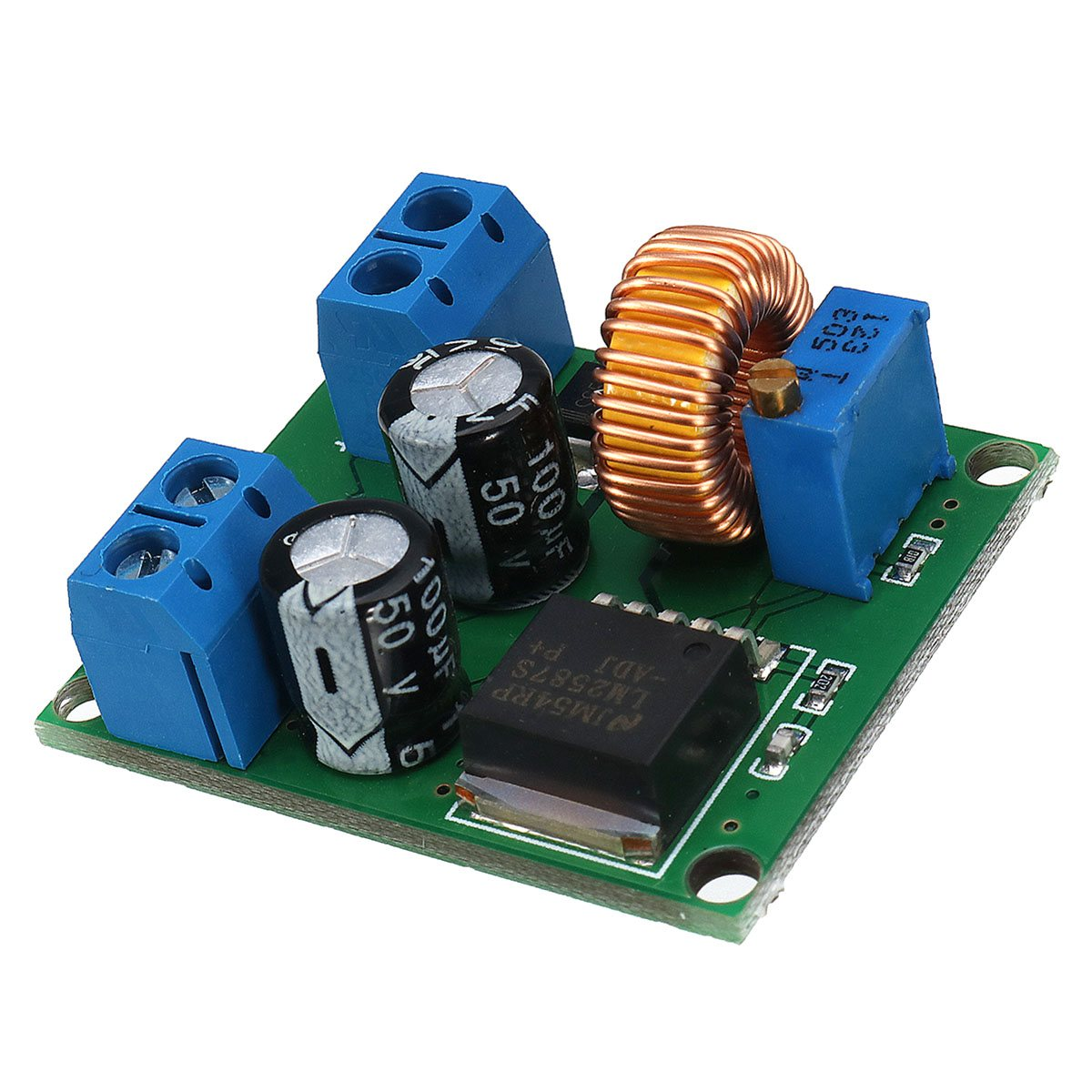 все цены на DC-DC 3V-35V To 4V-40V Adjustable Step Up Power Module 3V 5V 12V To 19V 24V 30V 36V High Power Boost Inverters Converter онлайн