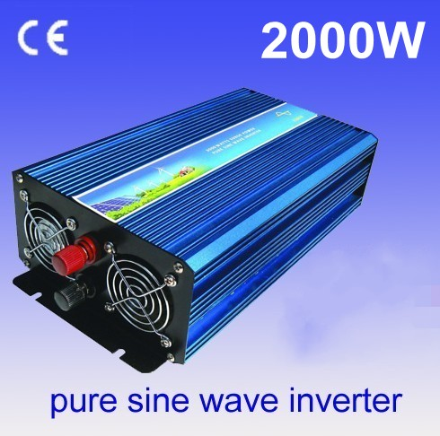Pure Sinus Inverter 2000w 12 volt 24 volt 48 volt home inverter 2000w pure sine wave inverter 3000w pure sinus inverter 12 volt to 220 volt 3000va off grid pure sine wave inverter