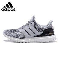 Adidas UltraBOOST Для мужчин кроссовки, светло серый, АМОРТИЗИРУЮЩИЕ НЕСКОЛЬЗЯЩИЕ истиранию дышащая S80636