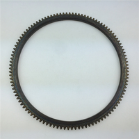 STARPAD For car single cylinder air-cooled diesel tillage machine parts 186F-188F electrically activated flywheel ring gear