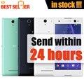 Sony Xperia C3 D2533 Android 4.4 Quad Core 5.5 дюймов 1 ГБ 8 ГБ 8MP 3 Г WCDMA Сотовый Телефон NFC WLAN Восстановленное телефон