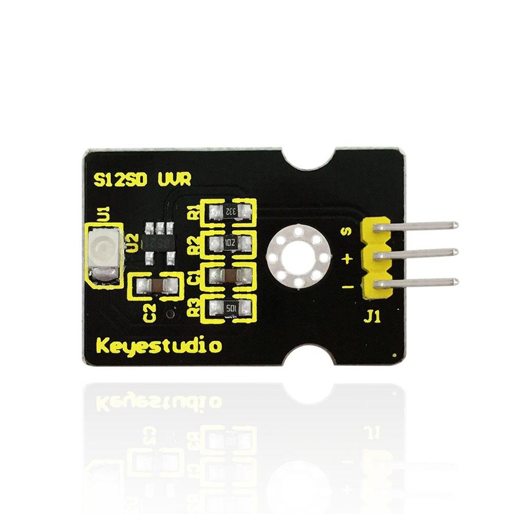 Модуль Keyestudio для Arduino, с ультрафиолетовым датчиком, для Arduino
