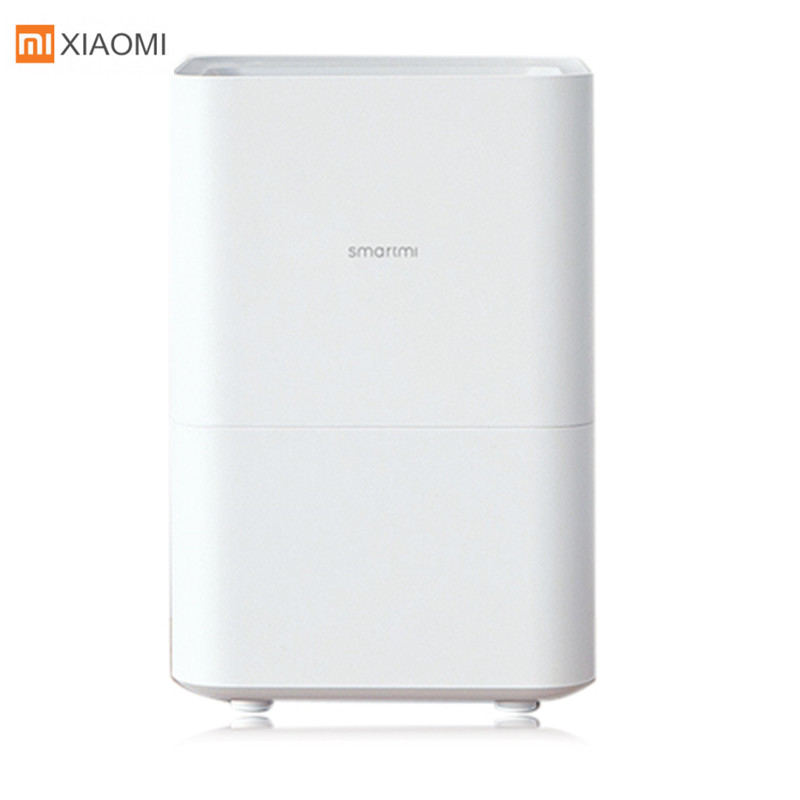 Xiaomi Smartmi Pure Evaporative Air Humidifier With 4L Large Tank Automatic Water Evaporation MistAir Conditioning Appliances
