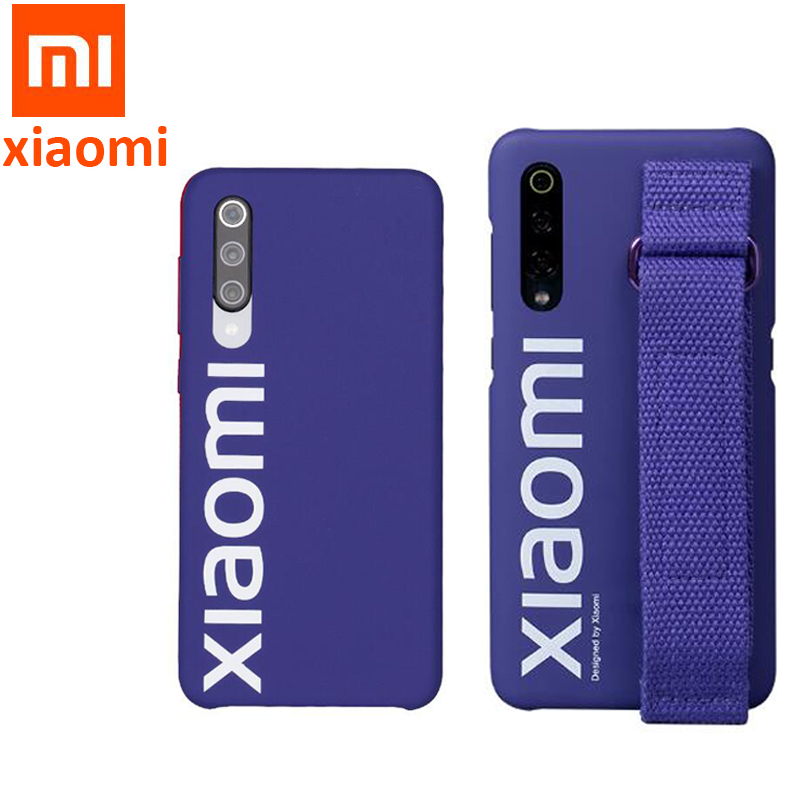 Original Xiaomi Mi9 Mi9se Phone Case Ultra Slim Hip Hop Graffiti Freestyle Hard PC Frosted Protector Cover For Xiaomi MI 9 SE-in Flip Cases from Cellphones & Telecommunications
