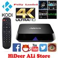 M8S 2G/8G Android TV Box Amlogic S812 Chip 4 K Kodi AP6330 Dual banda wifi Full HD Android 4.4 Caixa de TV Media Player M8 2 GB 8 GB