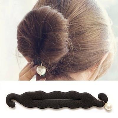 Quick Hair Style Tool Hairdress Updo Hair Accessory Hairdo Bob Foam