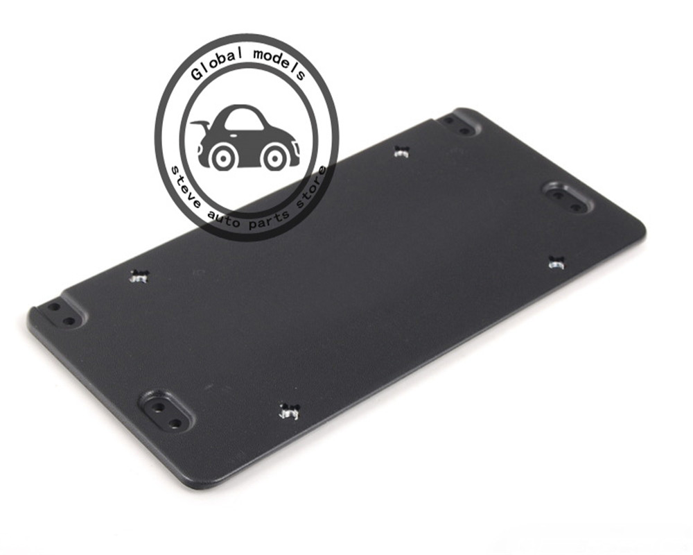Mounting Plate For Rear License Plate Plate Bracket For Mercedes Benz W219 CLS280 CLS300 CLS320 CLS350 CLS500 CLS550 CLS55 CLS63