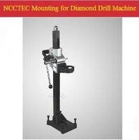 [62mm Holdhoop] NH62 Starke alle stahl Professionelles design montage bock unterstützt halter rack für diamant-kernbohrmaschine |