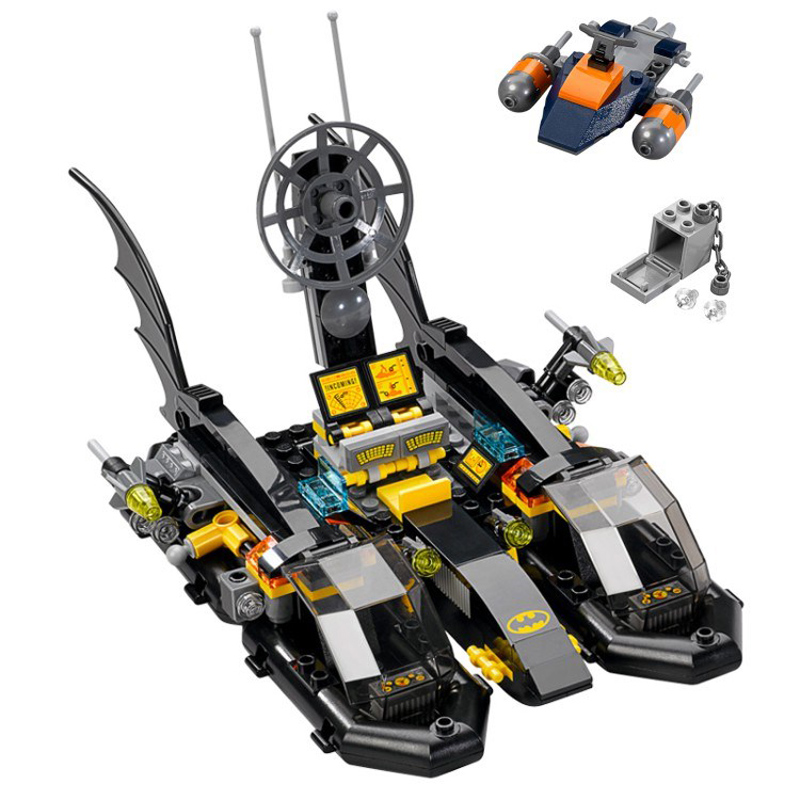 Decool 7113 The Batboat Building Bricks Blocks Sets Toy Compatible with Lepine Marvel 76034 Harbor Pursuit best price mgehr1212 2 slot cutter external grooving tool holder turning tool no insert hot sale brand new