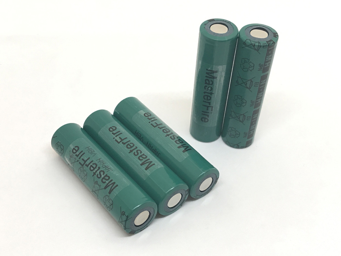 MasterFire 100% Original 18670 FDK 4500mah HR-4/3FAU NiMH 1.2V Battery Cell Ni-MH Batteries
