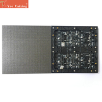 64x64 indoor RGB hd p2.5 indoor led module video wall high quality rgb module smd led panel dot martix full color led display