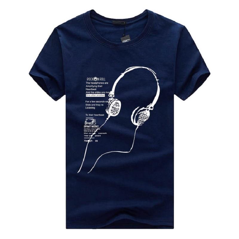 KUYOMENS Men's T-Shirts Plus Size S-5XL Tee Shirt Homme Summer Short Sleeve Men T Shirts Male TShirts Camiseta Tshirt Homme