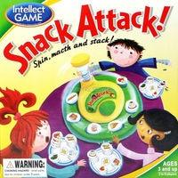Fun game Snack Aanval spin, macth en stack Boord Bijpassende Stapelen Spel Antistress Gadget Ouder-kind Interactie Play Game