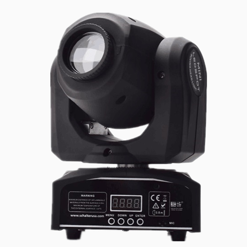 Professional stage lighting 60W led mini moving head dmx beam spot dj light for bar home party night club with gobo project 60w lyre avec gobo led moving head spot beam wash light dmx 512 professional dj disco party wedding stage lighting projector