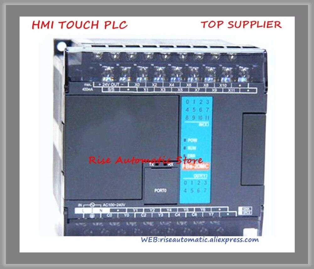 FBs-20MCT2-AC New Original PLC AC220V 12 DI 8 DO transistor Main UnitFBs-20MCT2-AC New Original PLC AC220V 12 DI 8 DO transistor Main Unit