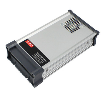 Rainproof power supply  LTC LC-5-300W 175-240V To 5V 60AEnergy Efficient Rain-proof Switching LED Power Supply- Silver
