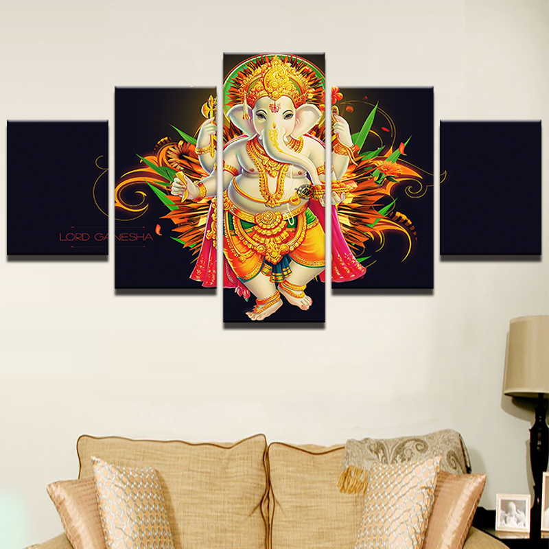 Modular pictures for living room wall art home decor 5 - Wall pictures for living room india ...