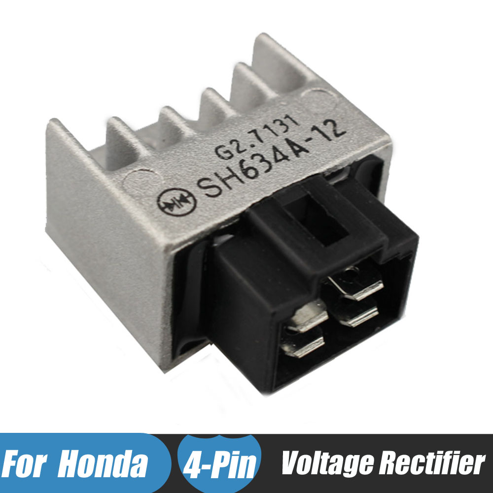 Voltage Regulator Rectifier For Kymco Sento 50 Honda