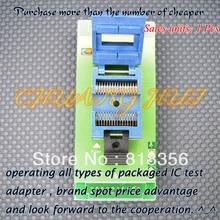 GW-32SOP Programmer Adapter SOP32 SOIC32 IC Test Socket(Flip test seat)