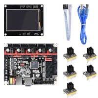 BIGTREETECH SKR mini V1 1 Control Board 32Bit Double Z Axis TMC2208