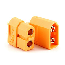 High quality XT60 XT-60 Male-Female Bullet Connectors Plugs For RC Lipo Battery цена