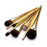 FOLUREE Professional Makeup Brushes New Unicorn Make Up Brush Eye Shadow Eyebrow Lipstick Blush Contour Foundation