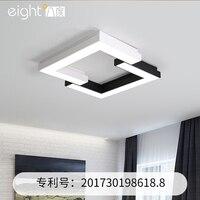 Креативные потолочные светильники простые современные светодио дный светодиодные светильники комната свет книга комната спальня лампы