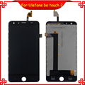 100% Original Para Ulefone ser touch 2 Pantalla LCD + Pantalla Táctil Digitalizador Asamblea Reemplazo Accesorios Pantalla LCD Con Herramientas