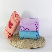 Best Selling Fashional Bath Towel 70 140CM Microfiber Fabric Soft Bath Towel Spa Beach Towel Kids