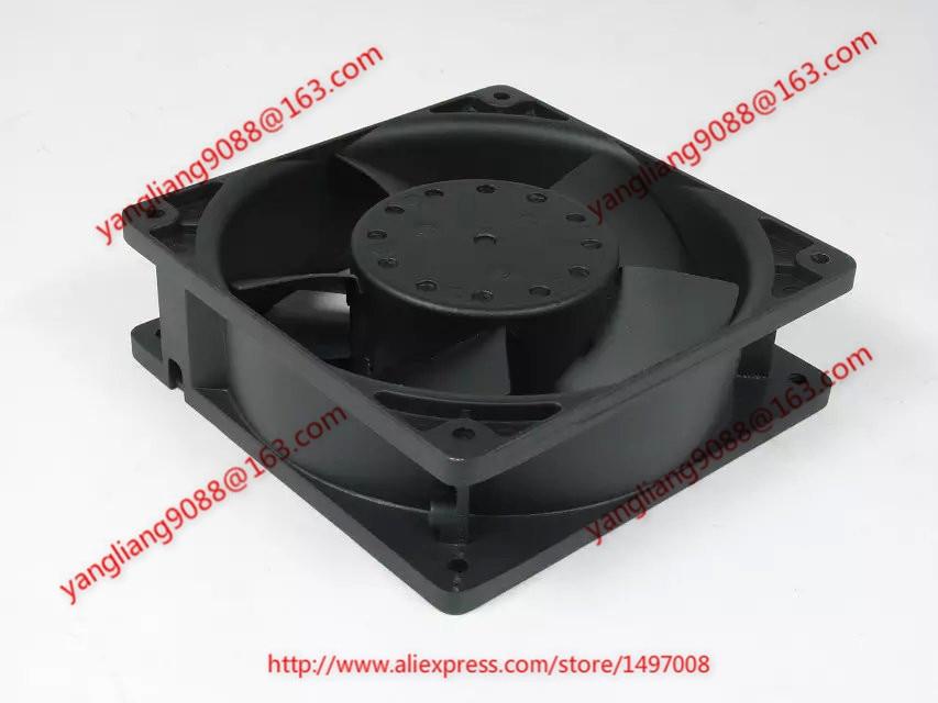 Emacro 4E-230B AC 230V 50/60Hz 120x120x38mm Server Square fan ebmpapst a6e450 ap02 01 ac 230v 0 79a 0 96a 160w 220w 450x450mm server round fan outer rotor fan