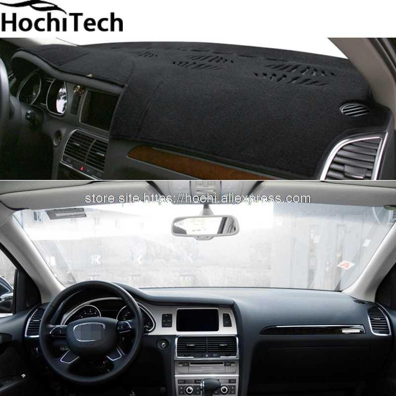 Tapis De Tableau De Bord Pour Audi Coussin De Photophobisme Coussin De Tableau De Bord De Voiture Accessoire De Stylisme De Voiture Q7 2006 2015 Aliexpress