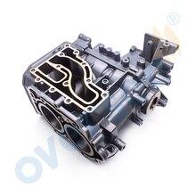 6B4-15100-00-1S Картер в сборе для лодочного двигателя Yamaha 9.9HP 15HP новая модель