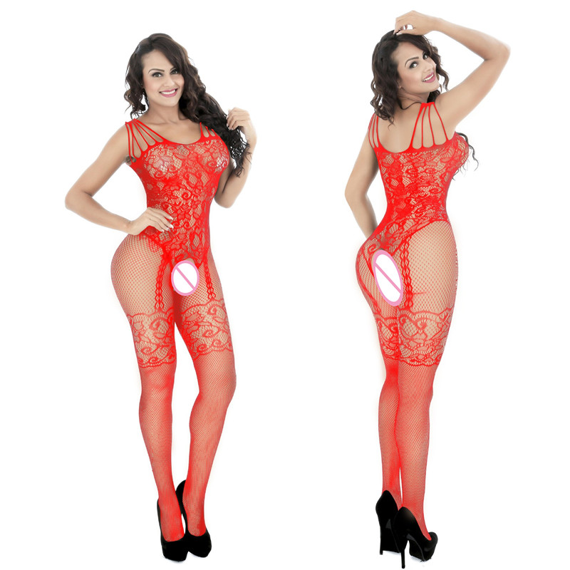 Exotic Apparel sexy women body suit open cloth porn sexy lingerie hot sex costumes romper for female onesies sleep bottom slip (China)