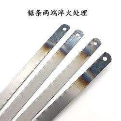 Ручная пила Лезвие 300 мм 12 дюймов Деревообработка ручная сталь высокоуглеродная