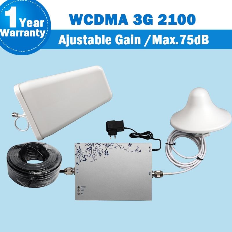 lintratek 3G WCDMA 2100 Cib telefonu siqnal təkrarlayıcısı MGC - Cib telefonu aksesuarları və hissələri - Fotoqrafiya 1