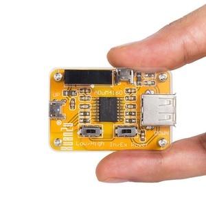 Image 5 - Douk Audio ADuM4160 módulo aislador USB a USB, eliminador de ruidos de Audio, protección de aislador Industrial, módulo Digital de 1500V