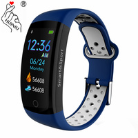 Sport Smartband Heart Rate Monitor Fitness Activity Smart Wristband Blood Pressure Smart Bracelet Band IP68 Waterproof Watch