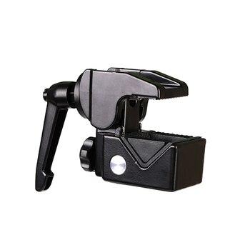 Супер Зажим Многофункциональный Супер Зажим для DSLR камеры Свет Стенд штатив аксессуары для фотостудии