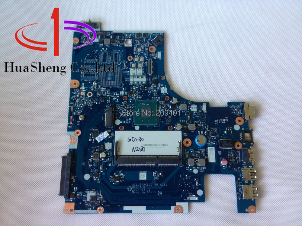 Excellent quality Laptop Motherboard For Lenovo G50 30