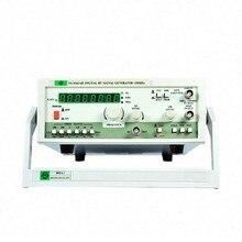 MCH генератор радиочастотного сигнала 100 кГц-150 МГц с amFeature и частотным счетчиком SG-4162AD