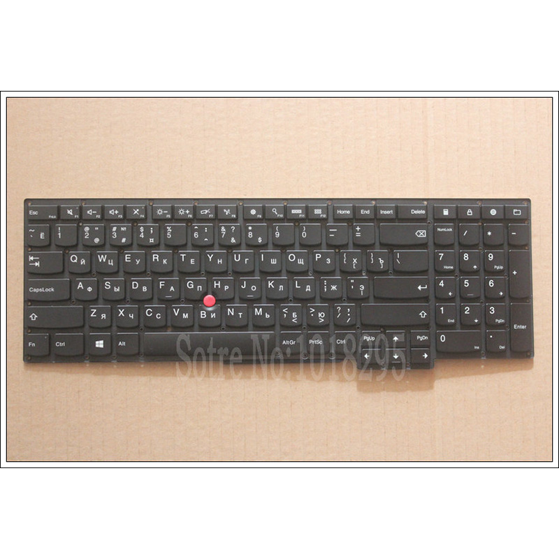Original 100% New For Lenovo ThinkPad Yoga S5 S531 S540 Russian RU Laptop Keyboard Without backlight