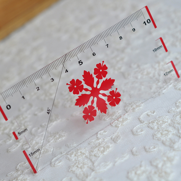 High-quality professional Patchwork ruler,seam aligned tool,<font><b>drawing</b></font> template