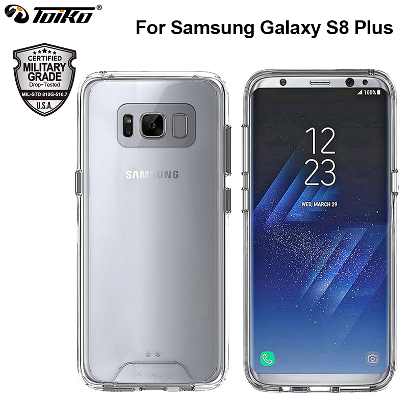 coque samsung s8 anti choc transparent