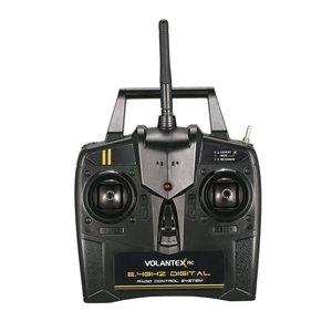 Image 5 - VOLANTEX V761 1 2.4Ghz 3CH Mini Trainstar 6 Axis uzaktan kumanda RC uçak sabit kanatlı Drone düzlem RTF için çocuklar hediye mevcut