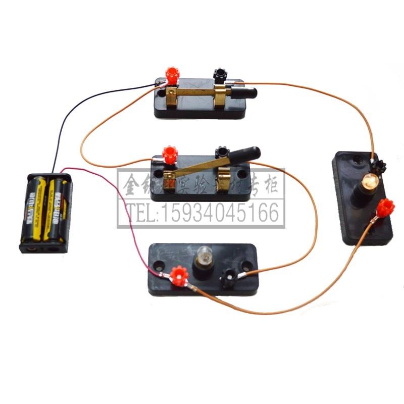 Battery Light Bulb Circuit