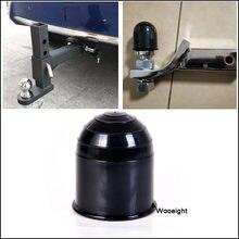 Accesorios universales para remolque, Protector de bola, tapa de protección, tapa de bola de enganche, tapa de bola de remolque de 50mm