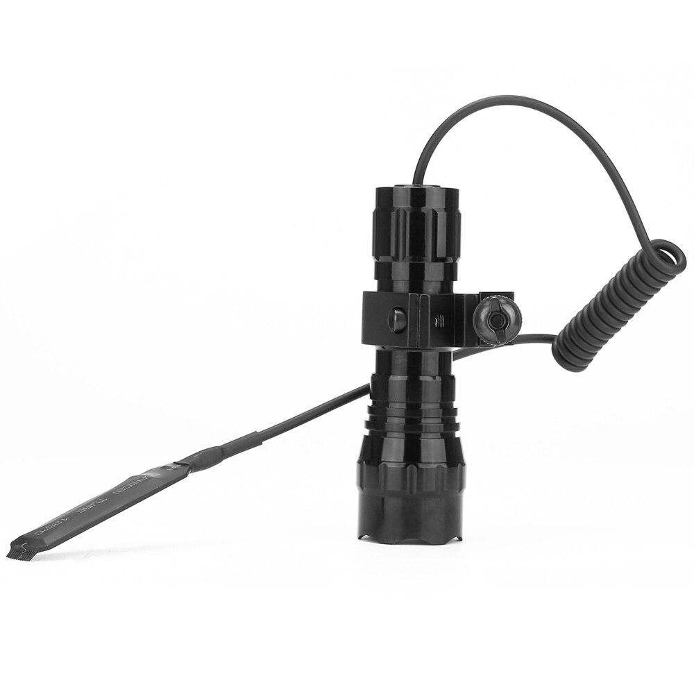 501A 1SET Mini lampe de poche LED lampe de poche tactique étanche - Éclairage portable - Photo 4
